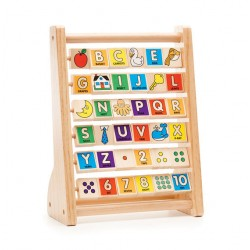 Melissa & Doug ABC - 123 Abacus