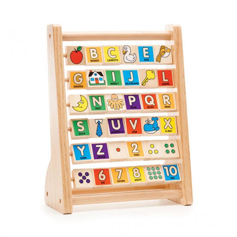4baby lv Edu Fun Toys Art A1582B28 Magnetic Drawing Board Source · Melissa & Doug ABC 123 Abacus