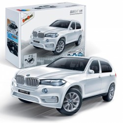 Banbao BMW X5 White / Blue