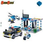 Banbao Police Garage