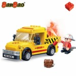 Banbao Fire Danger Transport