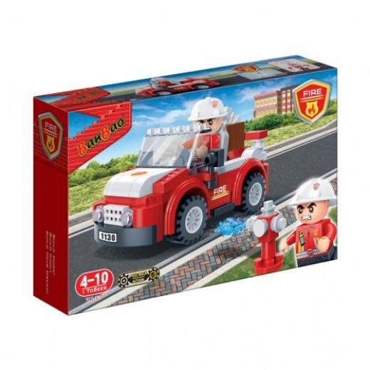 Banbao Firemen Car
