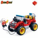 Banbao Fire Jeep