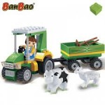 Banbao Tractor With Tools