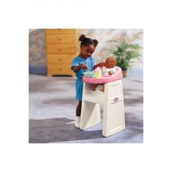 LITTLE TIKES: Tender Heart Doll's High Chair