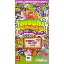 Moshi Monsters: Moshling Zoo : Prima's Official Game Guide