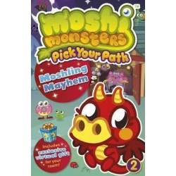 Moshi Monsters Pick Your Path 2: Moshling Mayhem