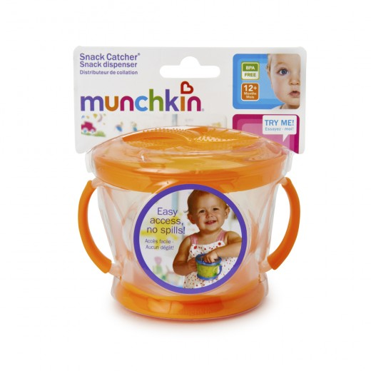 Munchkin Snack Catcher (Orange)