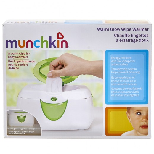 Munchkin Warm Glow Wipe Warmer