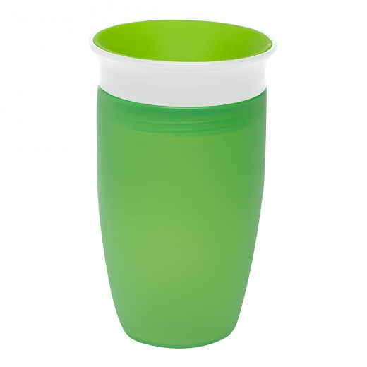 Munchkin Miracle 360° Cup - 10oz (Green/White)