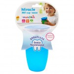 Munchkin Miracle 360° Cup - 10oz (Blue/White)
