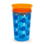 Munchkin Miracle 360° Deco Sippy Cup - 9oz (Blue Whale)