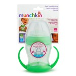 Munchkin Flexi-Transition Trainer Cup - 4oz (Green)