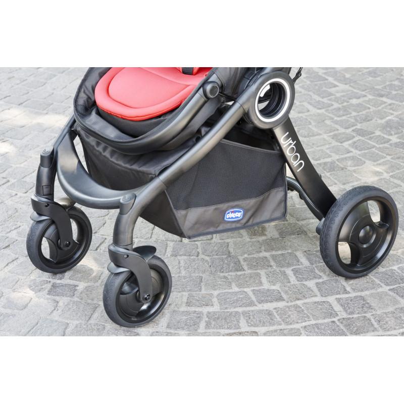 Chicco Urban Plus Crossover Stroller Black Chicco