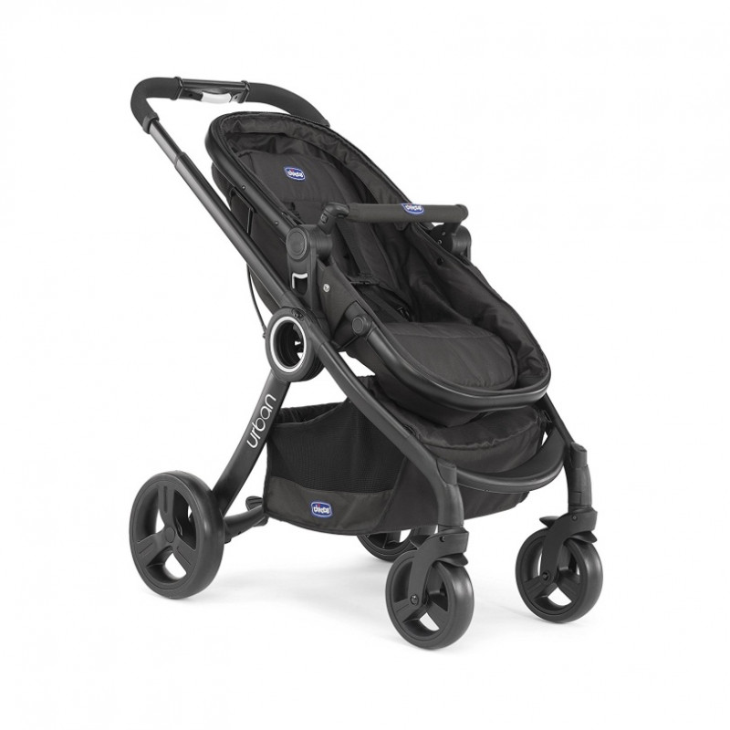 Chicco Urban Plus Crossover Stroller Body Only Black