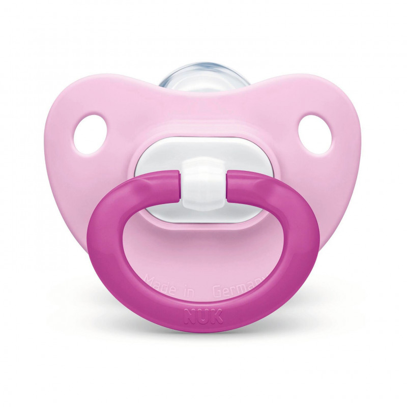 NUK Soother Travel Pod Green