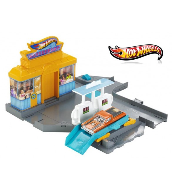 Hot Wheels City Playset Assortment