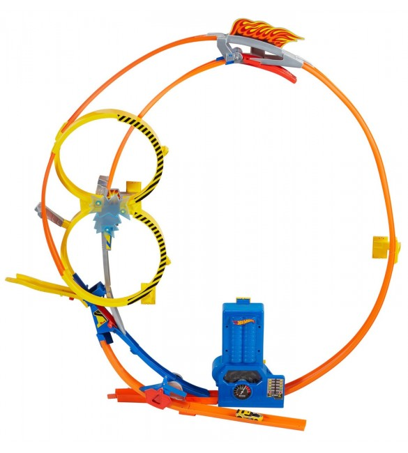 Hot Wheels Super Looper Track Set