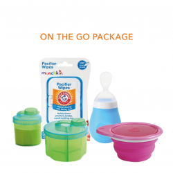 Munchkin On the Go Package