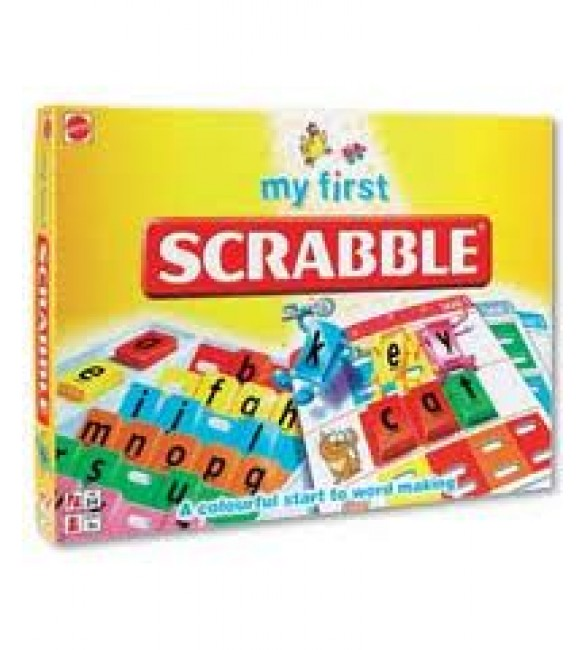 My First Scrabble UK