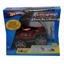 Hot Wheels Formula Fuelers Stunt Baja Blazer Vehicle Red