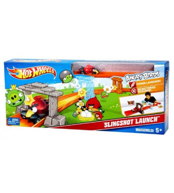 hot wheels angry bird track