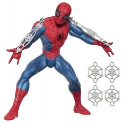 Spider-Man Rapid Fire Web Blast Spider-Man