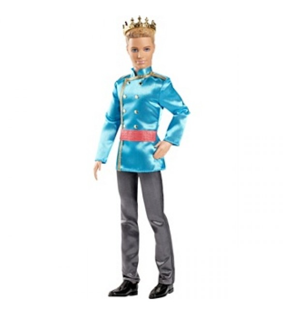 Barbie and The Secret Door Prince Doll