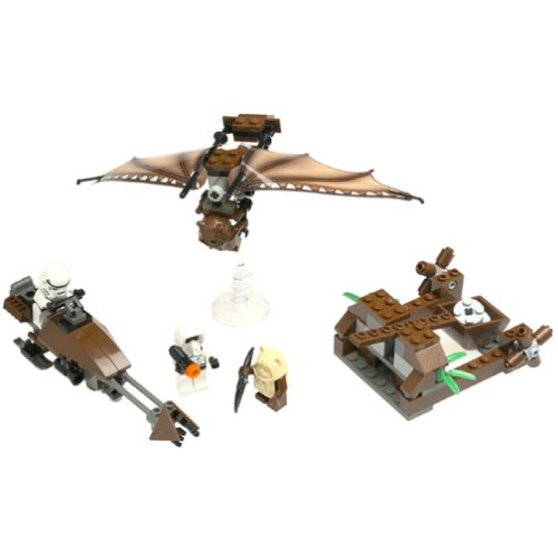 Lego Star Wars Ewok Attack Instructions Images Form 1040 Instructions