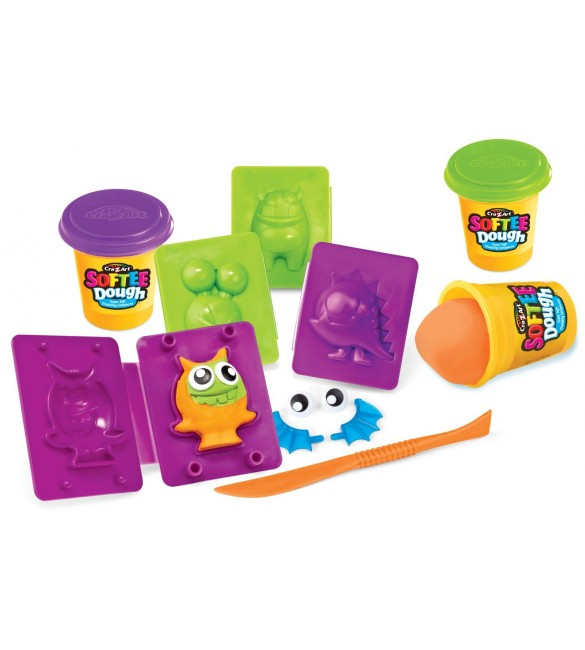 Cra-Z-Art Glow Monster Playset