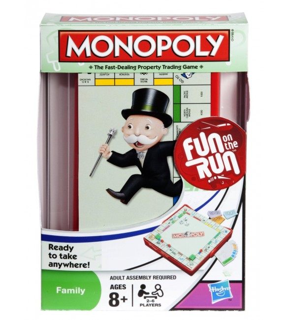Travel Monopoly