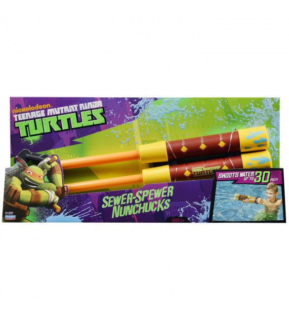 Teenage Mutant Ninja Turtles Sewer-Spewer Nunchucks