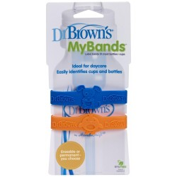 Dr. Brown's My Bands Colors 2 - Pack