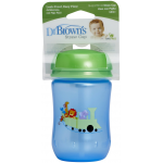 Dr. Brown's Straw Cup Blue 270ml