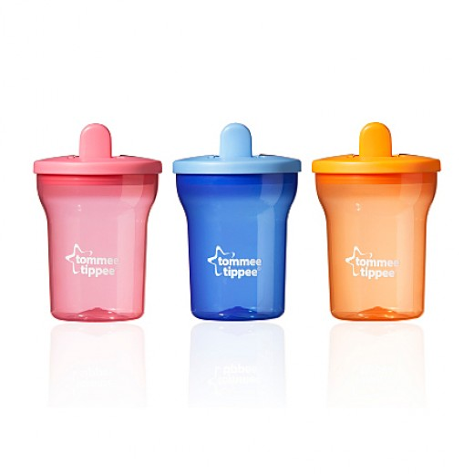 Tommee Tippee Basics First Beaker 4m+ (Available in 3 Colors)