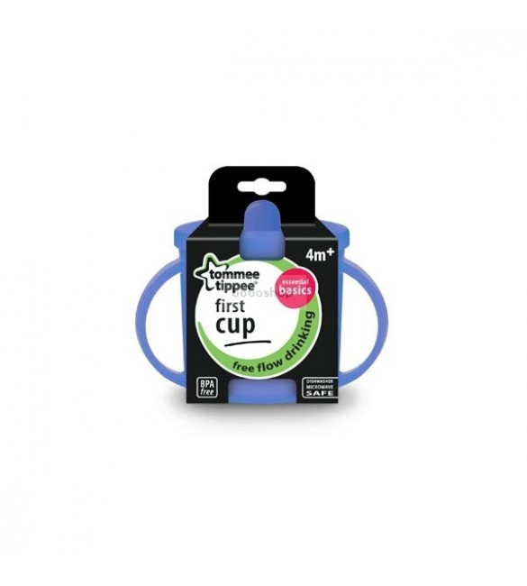Tommee Tippee Essentials First Cup 4m