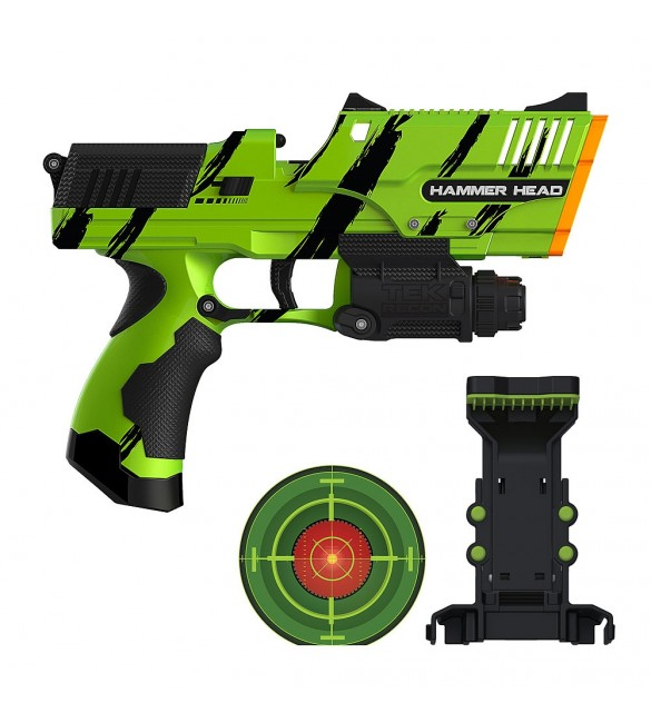 Tech4Kids Tek Recon Hammer Head Blaster