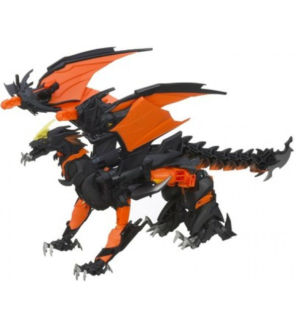 Transformers Prime Beast Hunter Fire Breath Predaking