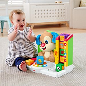Fisher-Price Laugh amp Learn First Words Smart Puppy